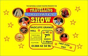 RADCLIFFE Clown Show