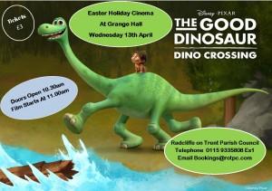 The Good Dinosaur A5