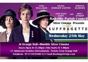 Suffragette A5
